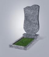 Памятники из цветного гранита