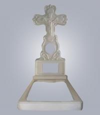 """Бетонный памятник """"Крест"""""""