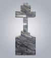 Крест № 1 мрамор уфалей